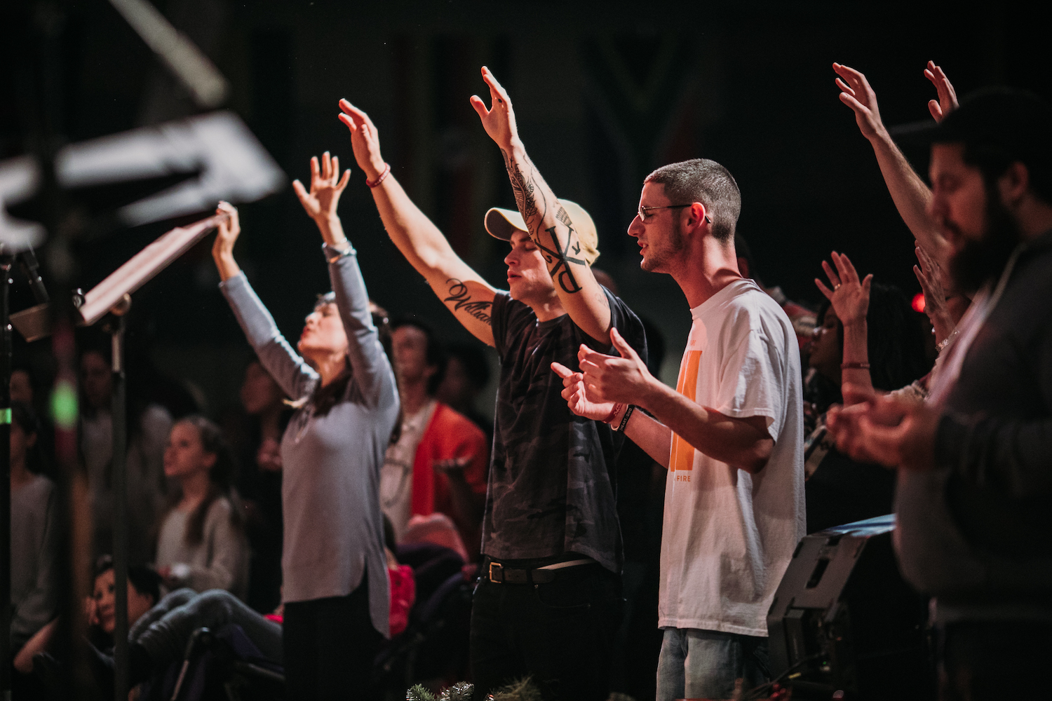 Incredible Time of Surrender During Worship