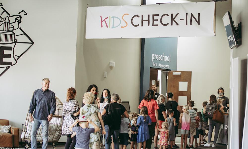Impact Kids at Bethel Austin
