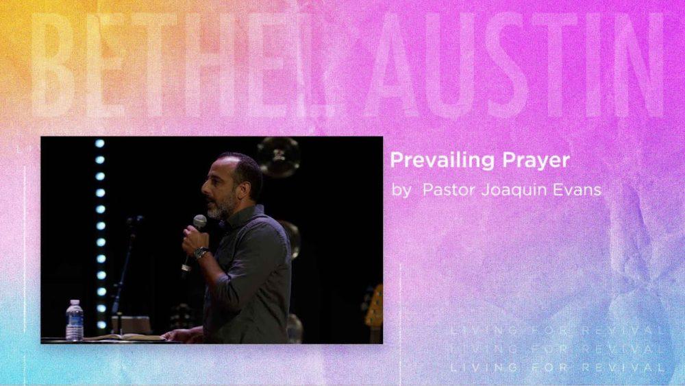 Prevailing Prayer Image